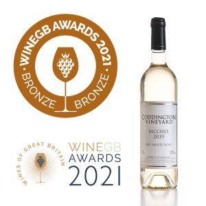 bronze wine award